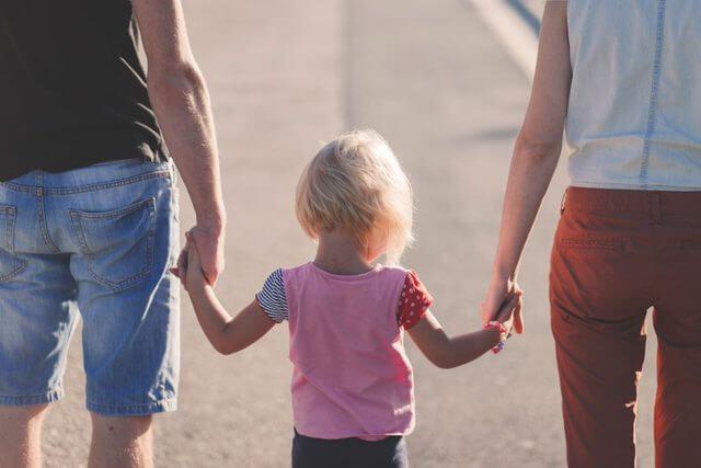 子供と夫婦