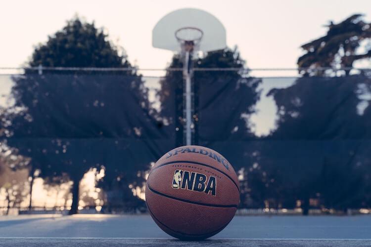 NBA特製バスケットバール