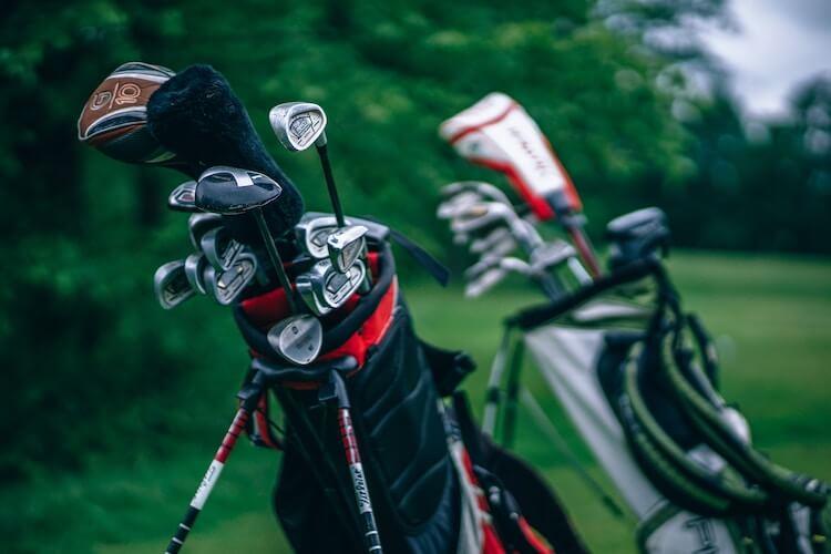 ゴルフバック
