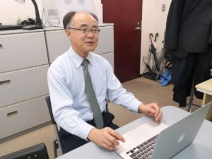 桑澤会計事務所 代表者 公認会計士/税理士 桑澤 克実(くわざわ かつみ)氏
