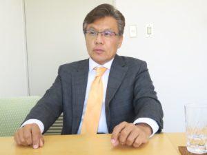 税理士法人金森事務所 税理士/代表社員 金森 岳司氏