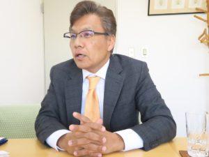 税理士法人金森事務所 代表税理士 金森 岳司(かなもり たけし)氏