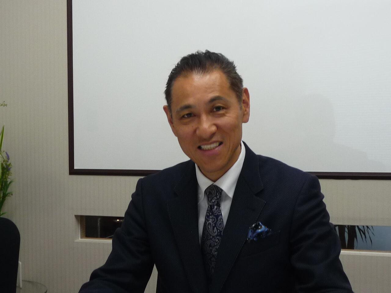 株式会社C Cubeコンサルティング  代表税理士 清水 努 氏