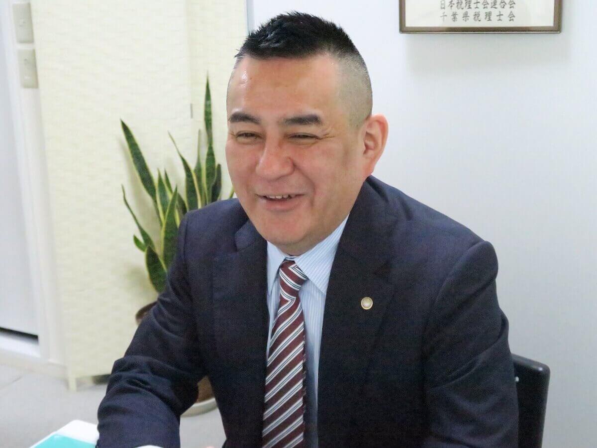 税理士インタビュー湯島文彦氏